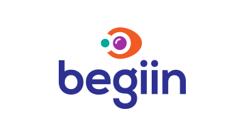 Logo for Begiin.com