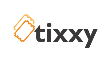 Logo for Tixxy.com