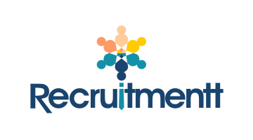 Logo for Recruitmentt.com