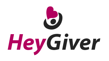 Logo for Heygiver.com
