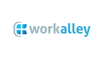 Logo for Workalley.com