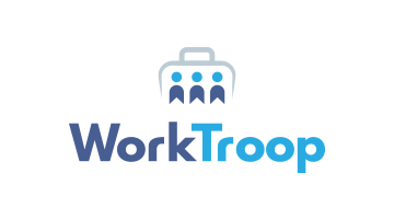 Logo for Worktroop.com