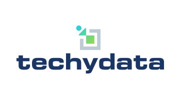 Logo for Techydata.com