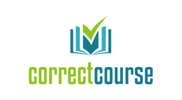 Logo for Correctcourse.com