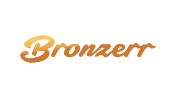 Logo for Bronzerr.com