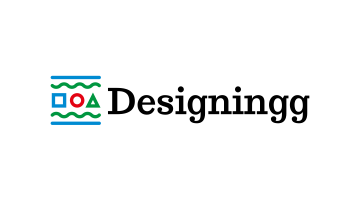 Logo for Designingg.com