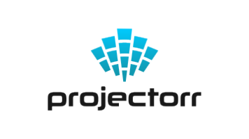 Logo for Projectorr.com