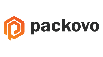 Logo for Packovo.com