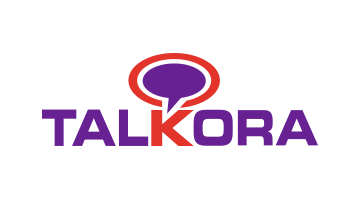 Logo for Talkora.com