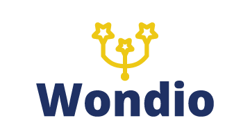 Logo for Wondio.com