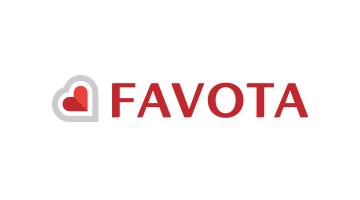 Logo for Favota.com