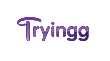 Logo for Tryingg.com