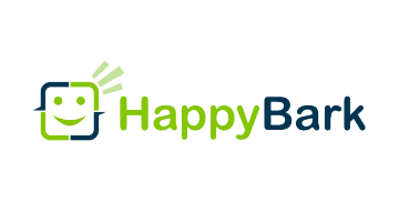 Logo for Happybark.com