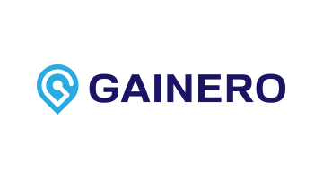 Logo for Gainero.com