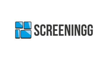 Logo for Screeningg.com