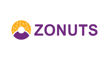Logo for Zonuts.com