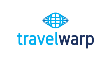 Logo for Travelwarp.com