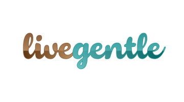 Logo for Livegentle.com