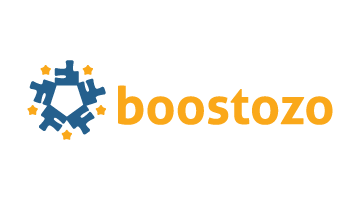Logo for Boostozo.com