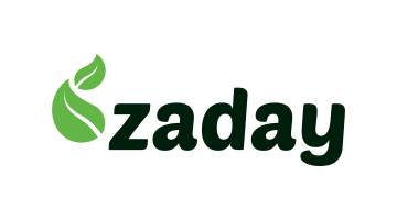 Logo for Zaday.com