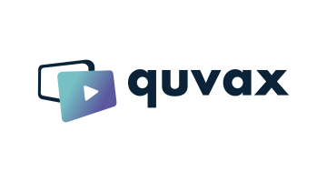 Logo for Quvax.com