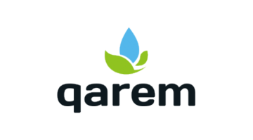 Logo for Qarem.com