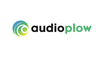 Logo for Audioplow.com