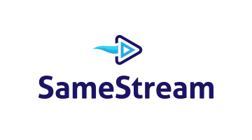 Logo for Samestream.com