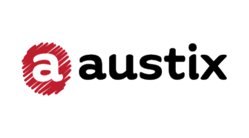 Logo for Austix.com