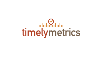 Logo for Timelymetrics.com