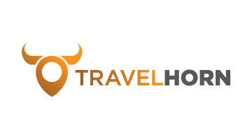 Logo for Travelhorn.com