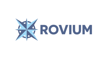 Logo for Rovium.com