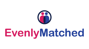 Logo for Evenlymatched.com
