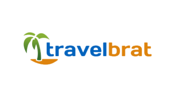 Logo for Travelbrat.com