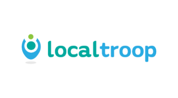 Logo for Localtroop.com