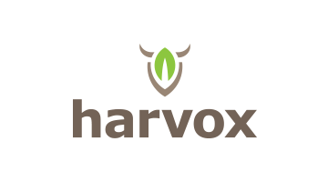 Logo for Harvox.com