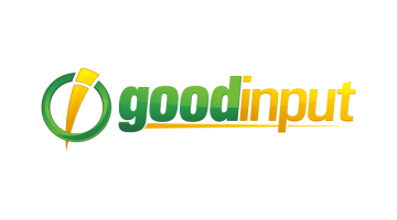 Logo for Goodinput.com