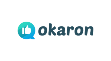 Logo for Okaron.com