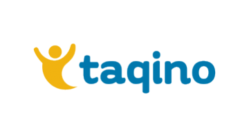 Logo for Taqino.com