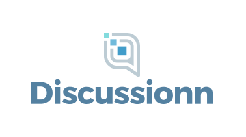 Logo for Discussionn.com