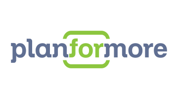 Logo for Planformore.com
