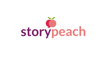 Logo for Storypeach.com