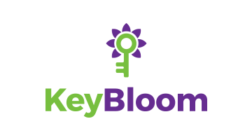 Logo for Keybloom.com