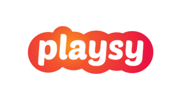 Logo for Playsy.com