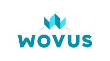 Logo for Wovus.com