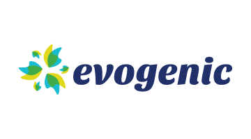 Logo for Evogenic.com