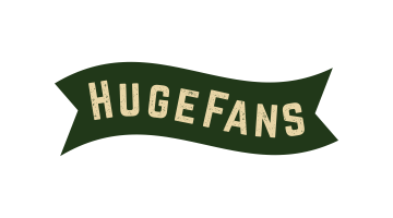 Logo for Hugefans.com