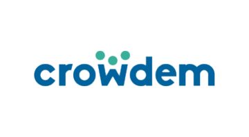 Logo for Crowdem.com