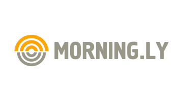 Logo for Morning.ly