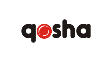 Logo for Qosha.com